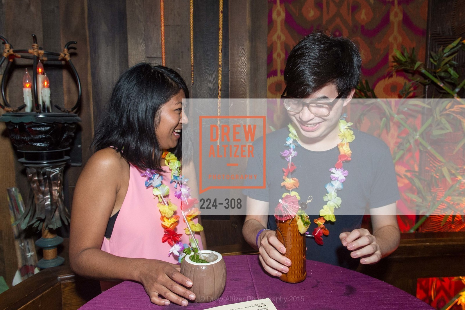 Extras, Tonga Room & Hurricane Bar Celebrates 70 Years of Tiki Glory, September 23rd, 2015, Photo,Drew Altizer, Drew Altizer Photography, full-service agency, private events, San Francisco photographer, photographer california