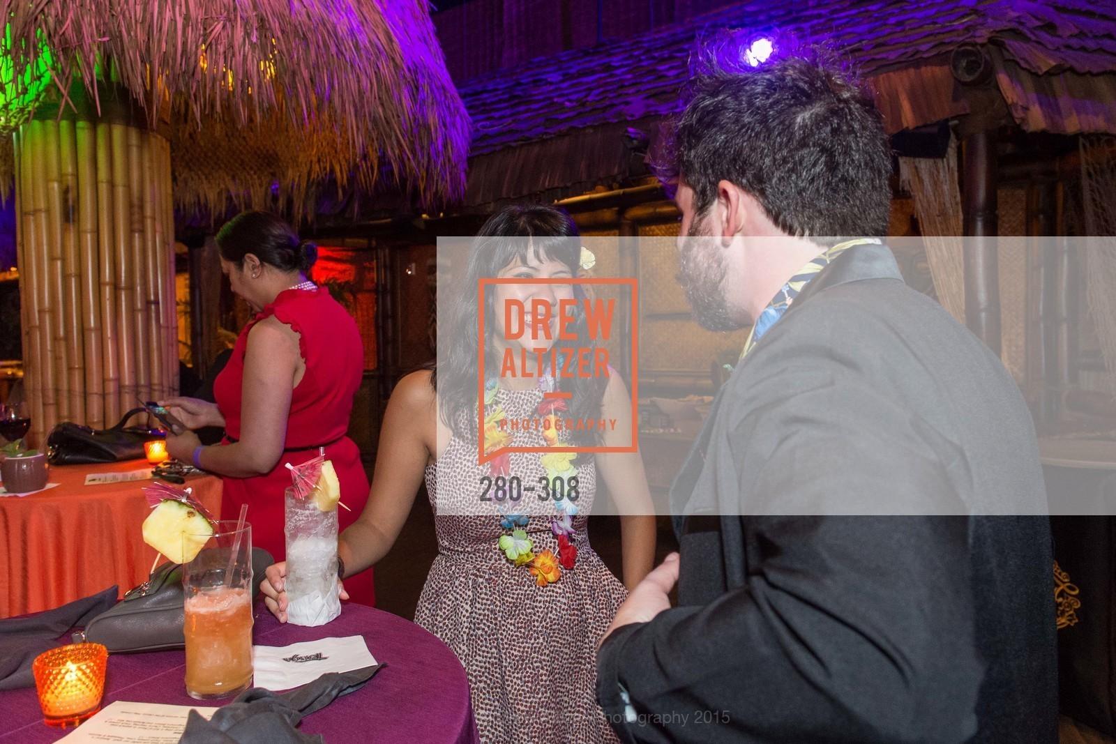 Extras, Tonga Room & Hurricane Bar Celebrates 70 Years of Tiki Glory, September 23rd, 2015, Photo,Drew Altizer, Drew Altizer Photography, full-service agency, private events, San Francisco photographer, photographer california