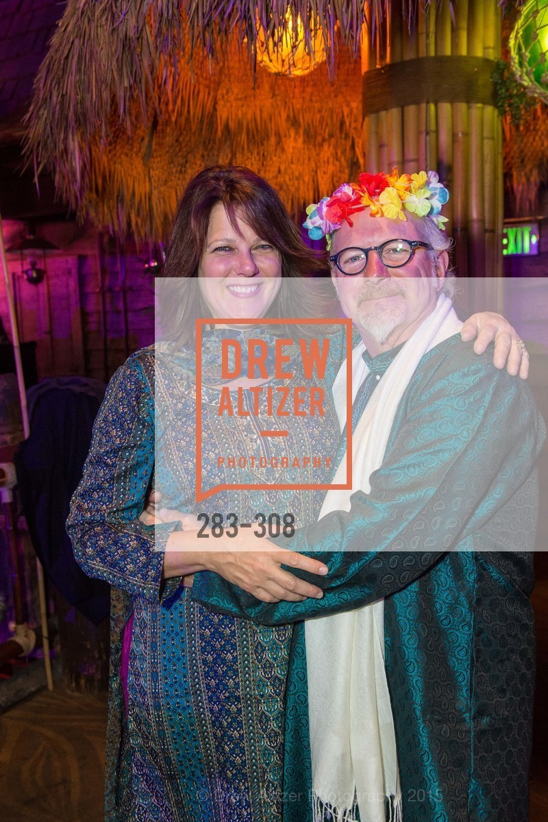 Terry Cutts, Perry Cutts, Tonga Room & Hurricane Bar Celebrates 70 Years of Tiki Glory, Fairmont, September 23rd, 2015,Drew Altizer, Drew Altizer Photography, full-service agency, private events, San Francisco photographer, photographer california