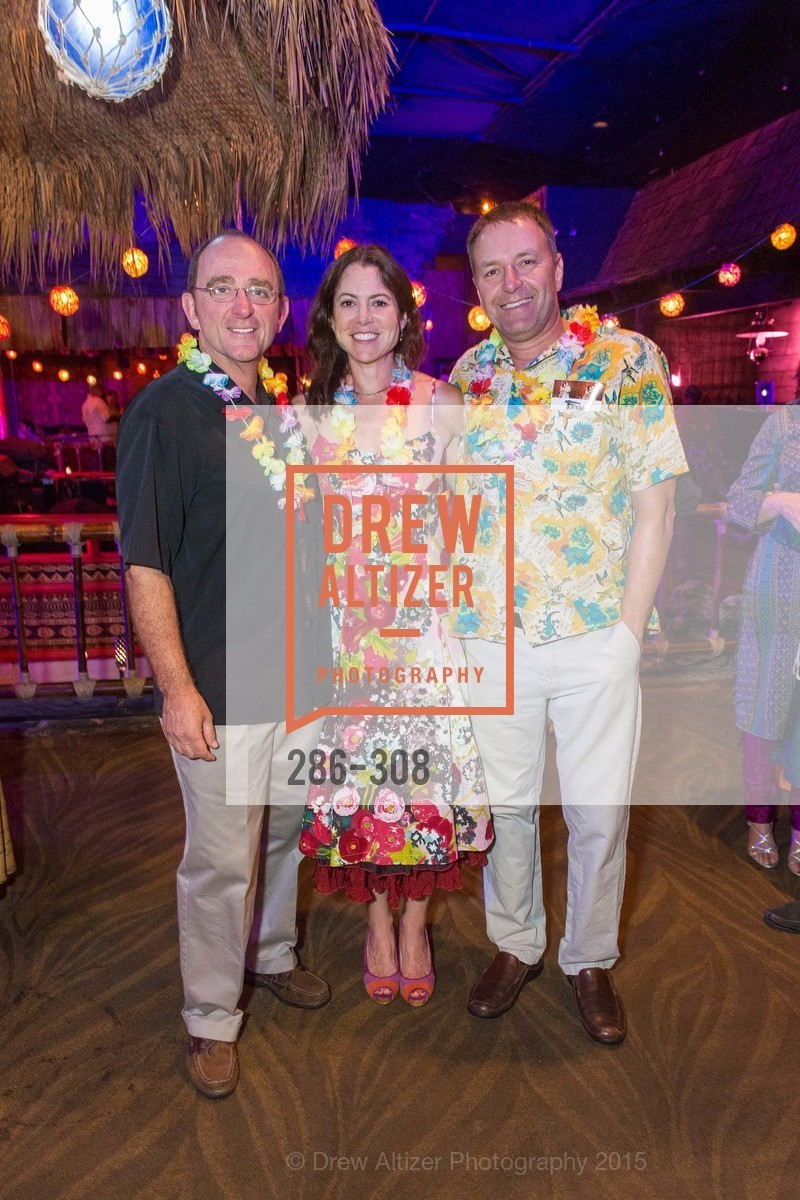 Tom Klein, Stephanie Shmuner, Pete Goettne, Tonga Room & Hurricane Bar Celebrates 70 Years of Tiki Glory, Fairmont, September 23rd, 2015,Drew Altizer, Drew Altizer Photography, full-service agency, private events, San Francisco photographer, photographer california