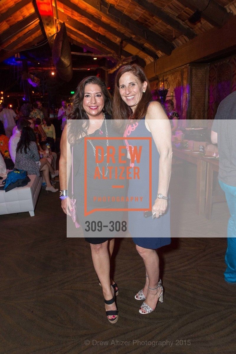 Samara Diapoulos, Michelle Jason, Tonga Room & Hurricane Bar Celebrates 70 Years of Tiki Glory, Fairmont, September 23rd, 2015,Drew Altizer, Drew Altizer Photography, full-service event agency, private events, San Francisco photographer, photographer California