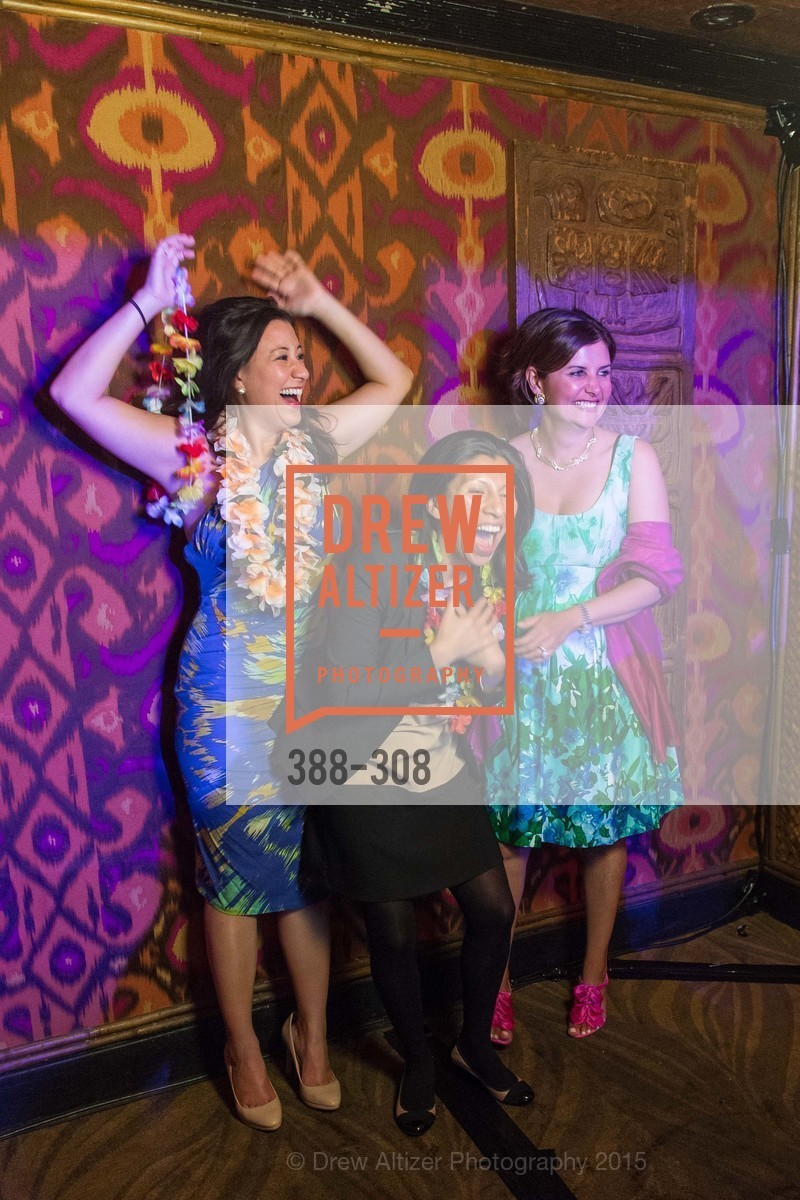 Melissa Farrar, Ana Macardo, Tonga Room & Hurricane Bar Celebrates 70 Years of Tiki Glory, Fairmont, September 23rd, 2015,Drew Altizer, Drew Altizer Photography, full-service agency, private events, San Francisco photographer, photographer california