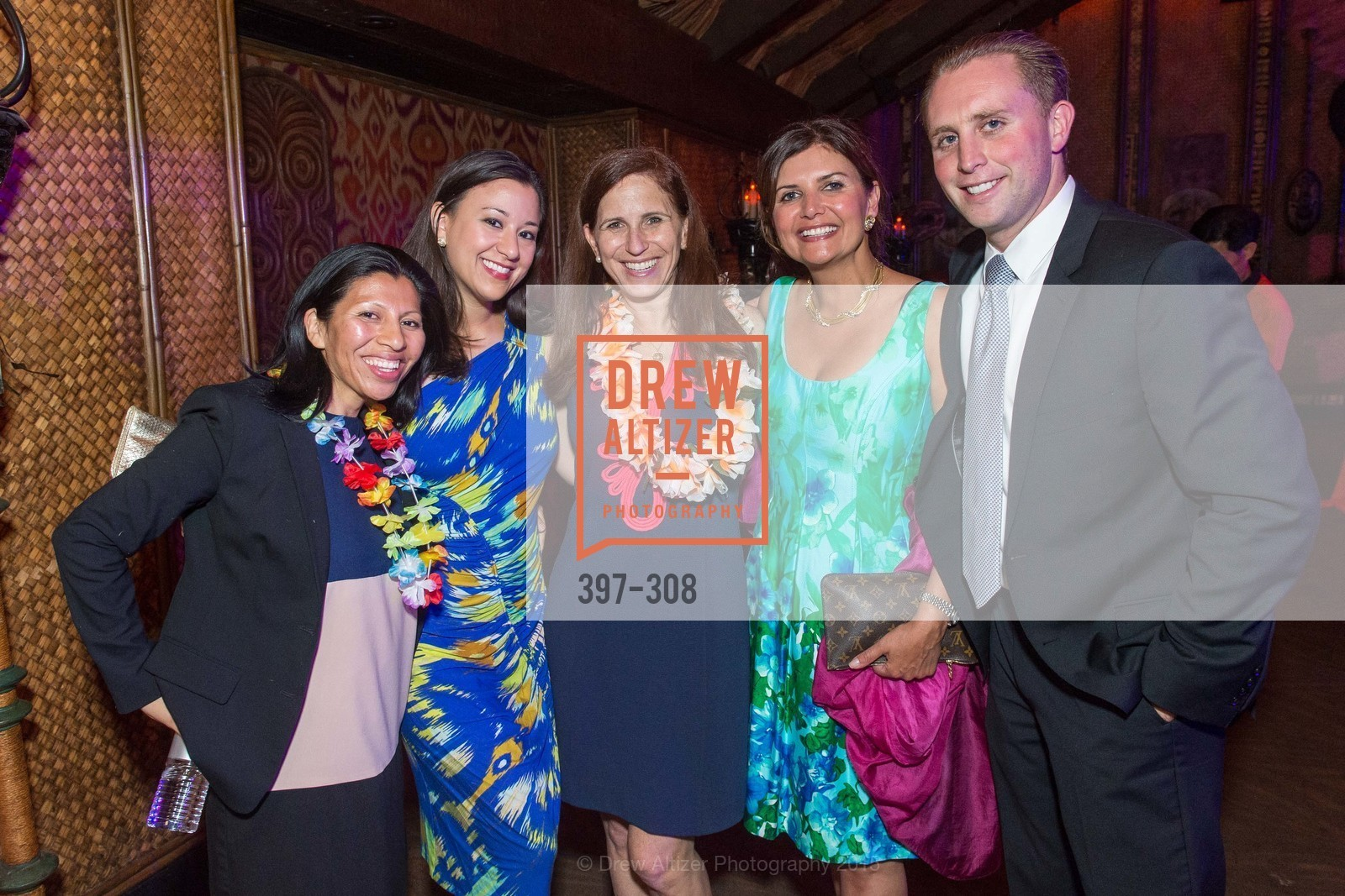 Ana Macardo, Melissa Farrar, Tonga Room & Hurricane Bar Celebrates 70 Years of Tiki Glory, Fairmont, September 23rd, 2015,Drew Altizer, Drew Altizer Photography, full-service agency, private events, San Francisco photographer, photographer california