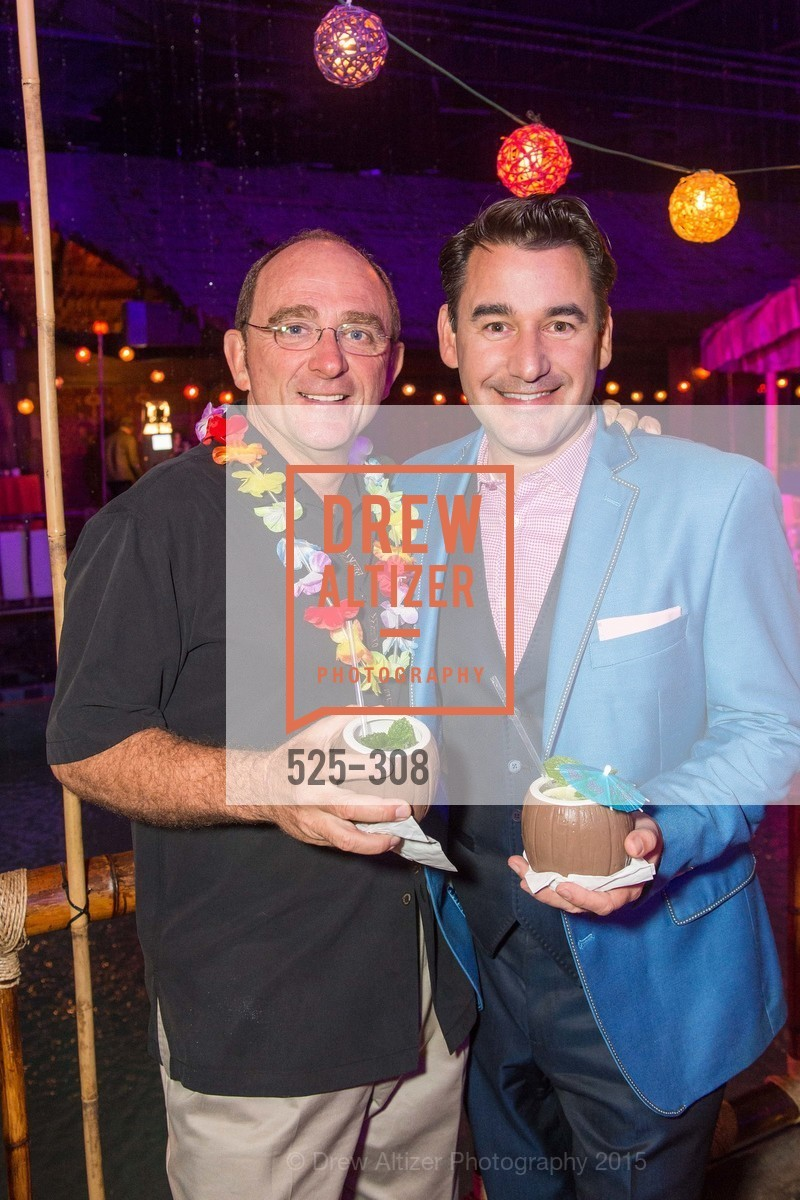 Tom Klein, Joel Ridell, Tonga Room & Hurricane Bar Celebrates 70 Years of Tiki Glory, Fairmont, September 23rd, 2015