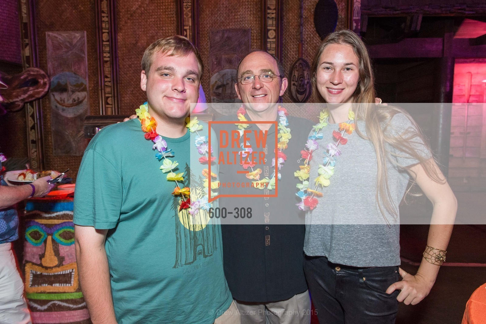 Tristan Klein, Tom Klein, Jessie Ryan, Tonga Room & Hurricane Bar Celebrates 70 Years of Tiki Glory, Fairmont, September 23rd, 2015,Drew Altizer, Drew Altizer Photography, full-service agency, private events, San Francisco photographer, photographer california