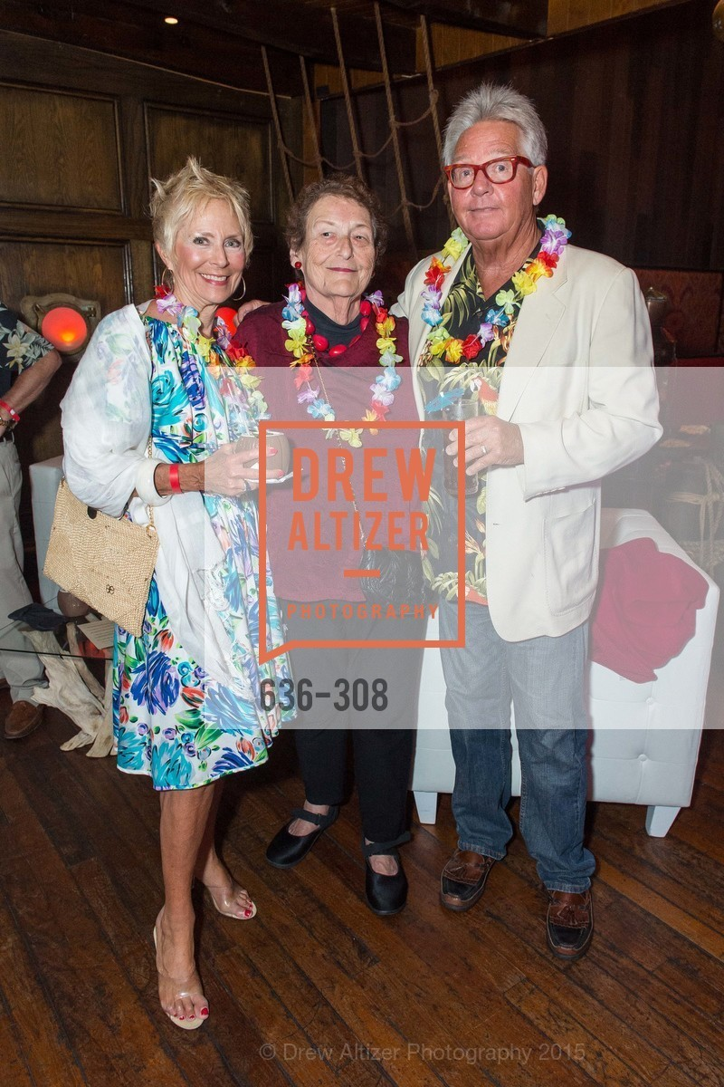 Sally Laubhan, Randy Laubhan, Tonga Room & Hurricane Bar Celebrates 70 Years of Tiki Glory, Fairmont, September 23rd, 2015,Drew Altizer, Drew Altizer Photography, full-service agency, private events, San Francisco photographer, photographer california