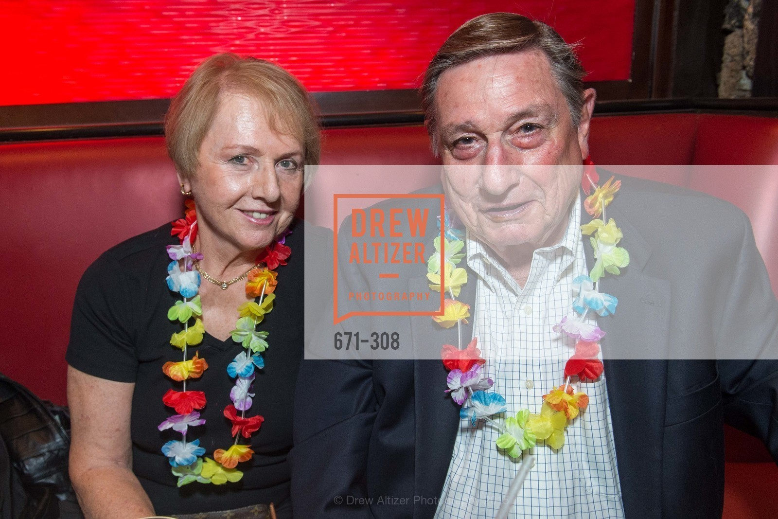 Janine Phlip, Don Phlip, Tonga Room & Hurricane Bar Celebrates 70 Years of Tiki Glory, Fairmont, September 23rd, 2015,Drew Altizer, Drew Altizer Photography, full-service agency, private events, San Francisco photographer, photographer california