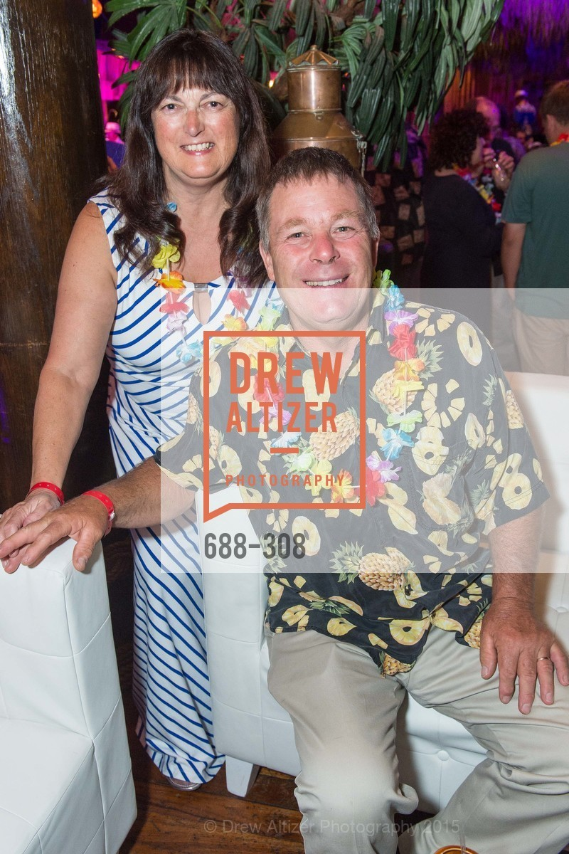 Gail Brodie, Chris Brodie, Tonga Room & Hurricane Bar Celebrates 70 Years of Tiki Glory, Fairmont, September 23rd, 2015,Drew Altizer, Drew Altizer Photography, full-service agency, private events, San Francisco photographer, photographer california