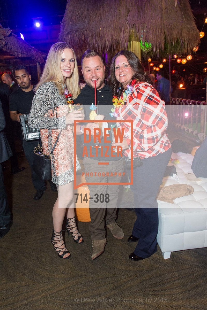 Susie Kaufenberg, James Timpanaro, Deborah Thompson, Tonga Room & Hurricane Bar Celebrates 70 Years of Tiki Glory, Fairmont, September 23rd, 2015,Drew Altizer, Drew Altizer Photography, full-service agency, private events, San Francisco photographer, photographer california