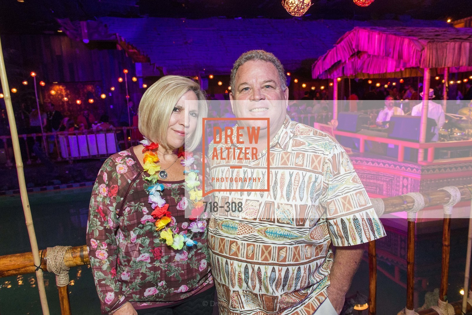 Cindy Disanto, Mary Disanto, Tonga Room & Hurricane Bar Celebrates 70 Years of Tiki Glory, Fairmont, September 23rd, 2015,Drew Altizer, Drew Altizer Photography, full-service agency, private events, San Francisco photographer, photographer california