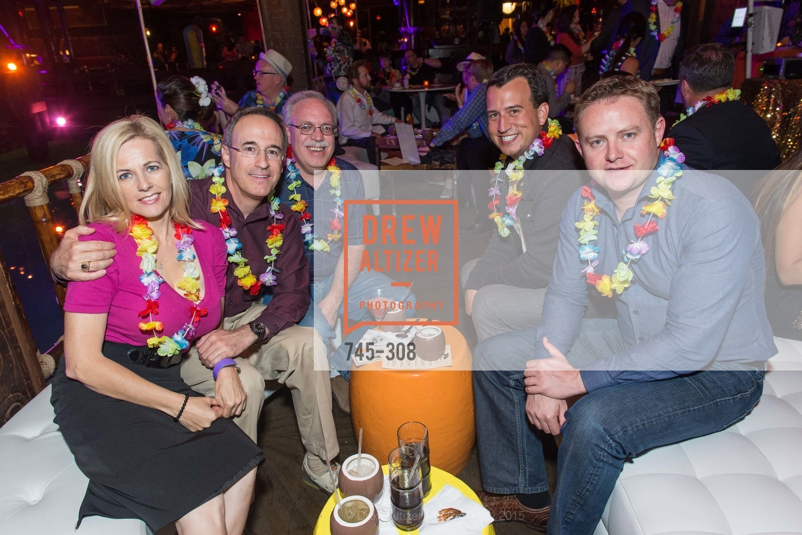 Jim Gilligan, Alex Williams, James Willoughby, Tonga Room & Hurricane Bar Celebrates 70 Years of Tiki Glory, Fairmont, September 23rd, 2015,Drew Altizer, Drew Altizer Photography, full-service agency, private events, San Francisco photographer, photographer california
