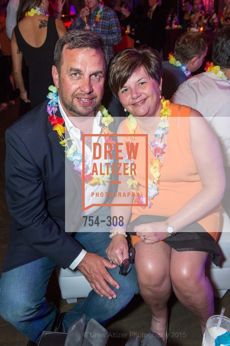 Tim Trevis, Yvonne Trevis, Tonga Room & Hurricane Bar Celebrates 70 Years of Tiki Glory, Fairmont, September 23rd, 2015,Drew Altizer, Drew Altizer Photography, full-service agency, private events, San Francisco photographer, photographer california
