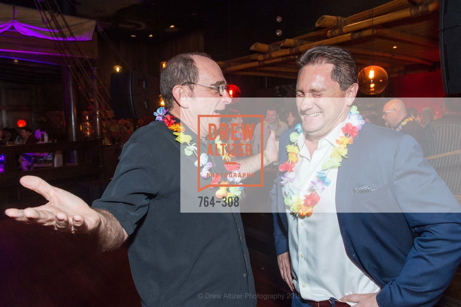 Tom Klein, Liam Mayclem, Tonga Room & Hurricane Bar Celebrates 70 Years of Tiki Glory, Fairmont, September 23rd, 2015,Drew Altizer, Drew Altizer Photography, full-service agency, private events, San Francisco photographer, photographer california