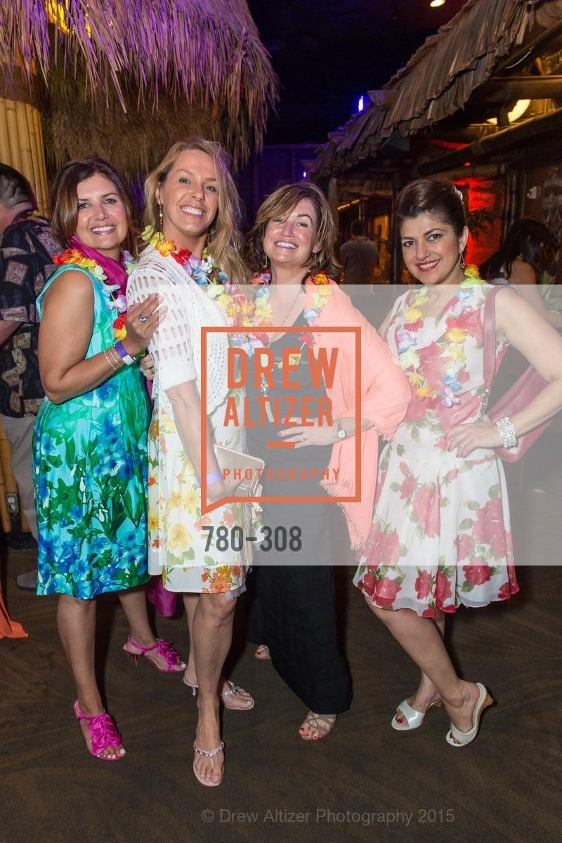 Dana Myers, Parto Karimi, Tonga Room & Hurricane Bar Celebrates 70 Years of Tiki Glory, Fairmont, September 23rd, 2015,Drew Altizer, Drew Altizer Photography, full-service event agency, private events, San Francisco photographer, photographer California