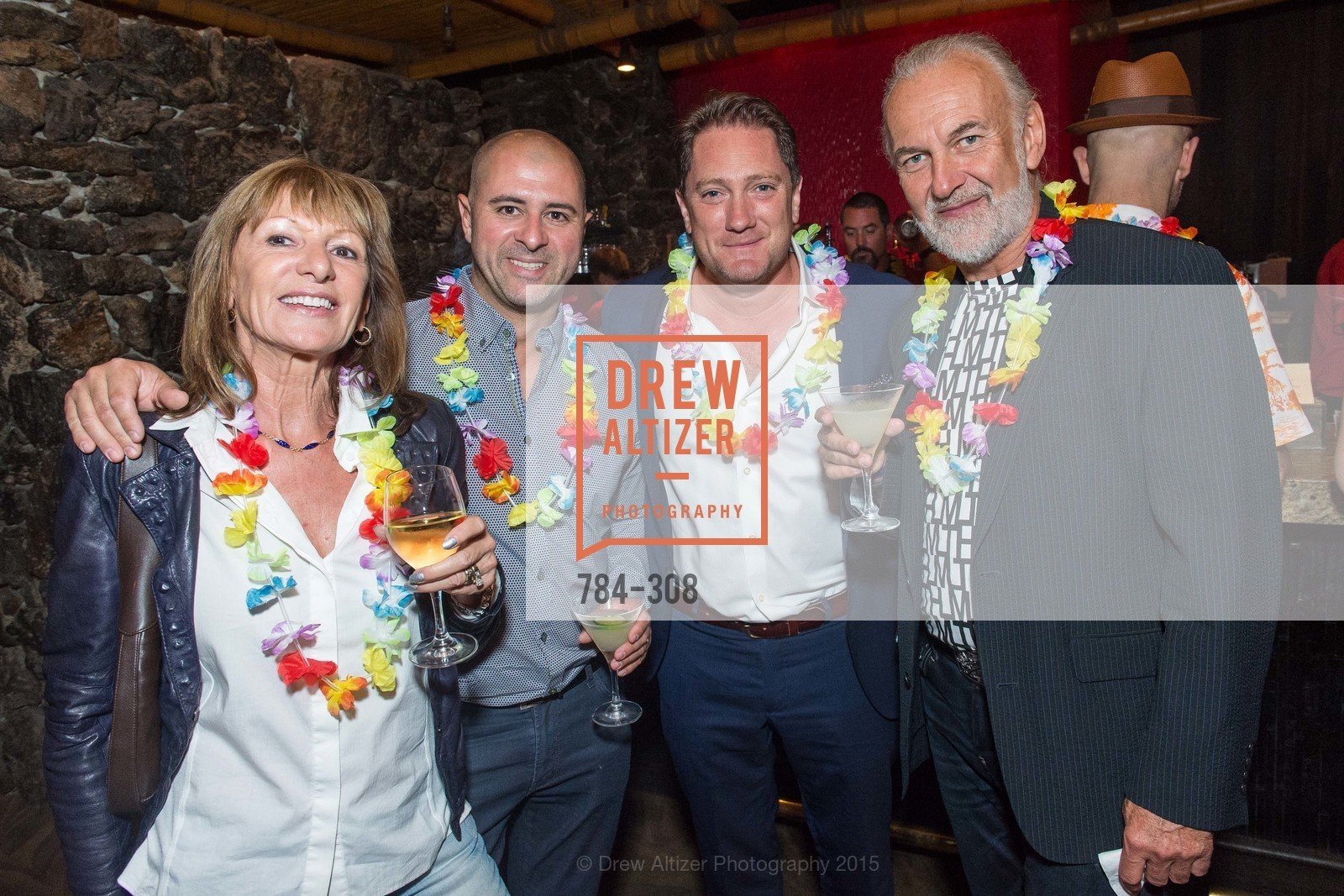 Liam Mayclem, Hubert Keller, Tonga Room & Hurricane Bar Celebrates 70 Years of Tiki Glory, Fairmont, September 23rd, 2015,Drew Altizer, Drew Altizer Photography, full-service agency, private events, San Francisco photographer, photographer california