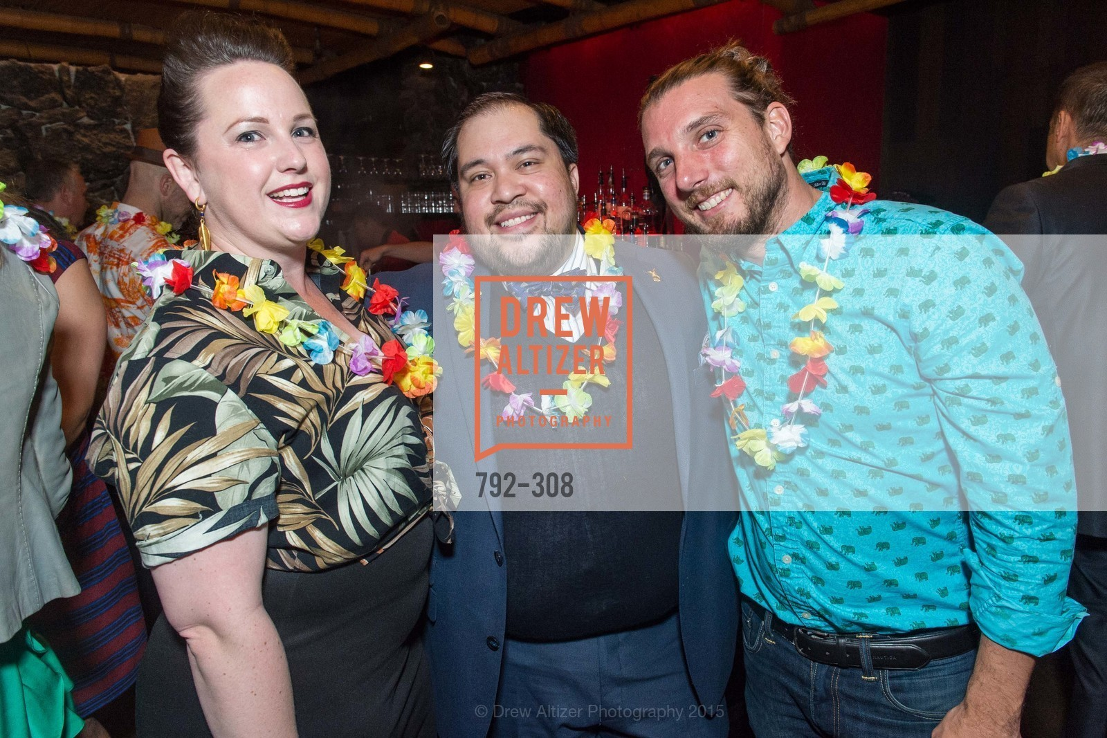 Genevieve Porter, Tonga Room & Hurricane Bar Celebrates 70 Years of Tiki Glory, Fairmont, September 23rd, 2015,Drew Altizer, Drew Altizer Photography, full-service event agency, private events, San Francisco photographer, photographer California