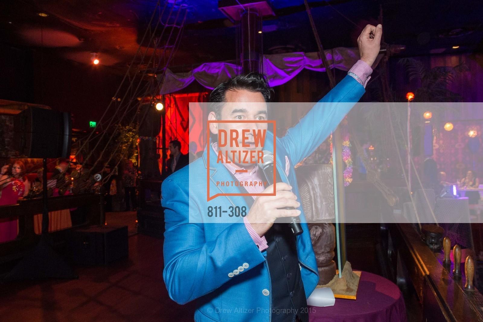 Joel Riddell, Tonga Room & Hurricane Bar Celebrates 70 Years of Tiki Glory, Fairmont, September 23rd, 2015,Drew Altizer, Drew Altizer Photography, full-service agency, private events, San Francisco photographer, photographer california