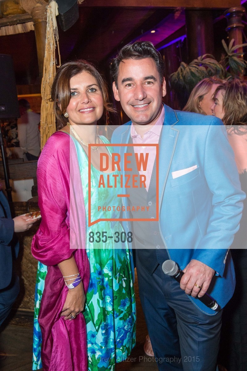 Joel Riddell, Tonga Room & Hurricane Bar Celebrates 70 Years of Tiki Glory, Fairmont, September 23rd, 2015,Drew Altizer, Drew Altizer Photography, full-service event agency, private events, San Francisco photographer, photographer California