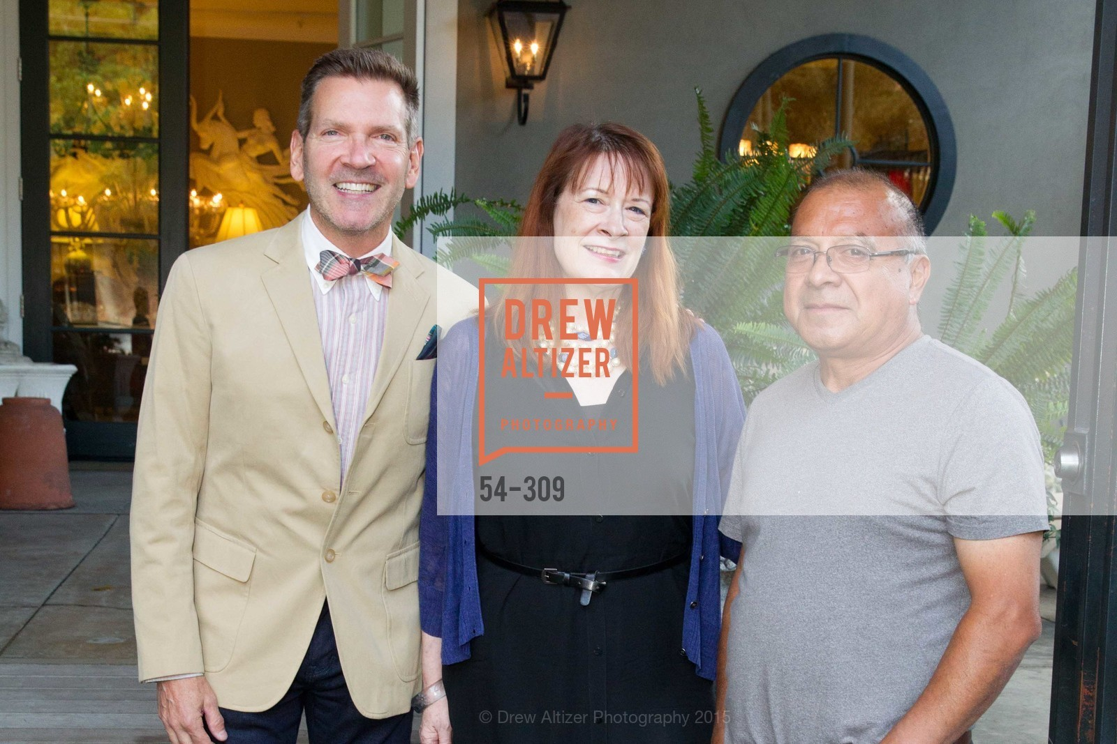 Eric Petsinger, Kendra Boutell, Raul Merida, The San Francisco Fall Antiques Show Designer's Circle cocktail party hosted by epoca, Epoca, September 23rd, 2015,Drew Altizer, Drew Altizer Photography, full-service agency, private events, San Francisco photographer, photographer california