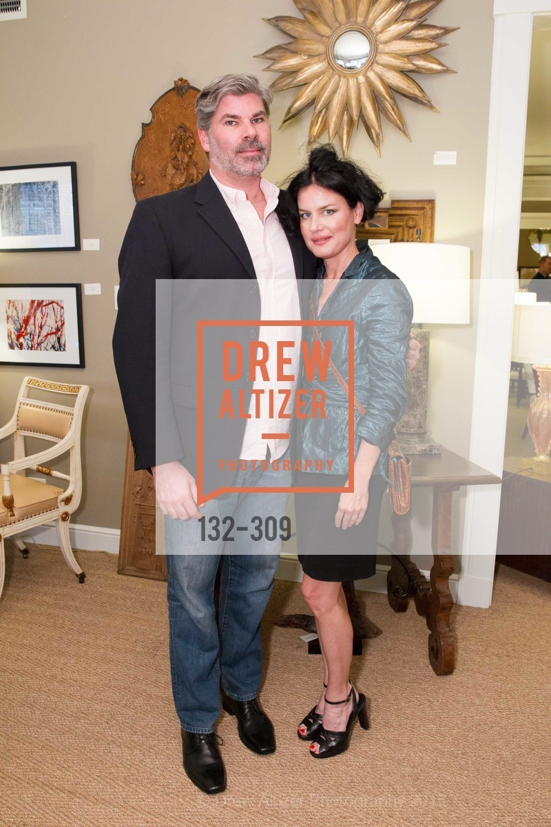 Matthew MacCaul Turner, Katherine Jacobus, The San Francisco Fall Antiques Show Designer's Circle cocktail party hosted by epoca, Epoca, September 23rd, 2015,Drew Altizer, Drew Altizer Photography, full-service agency, private events, San Francisco photographer, photographer california