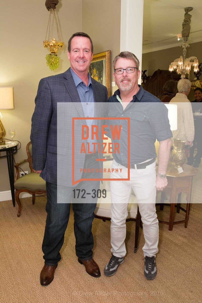 John Kennedy, James Schotts, The San Francisco Fall Antiques Show Designer's Circle cocktail party hosted by epoca, Epoca, September 23rd, 2015,Drew Altizer, Drew Altizer Photography, full-service agency, private events, San Francisco photographer, photographer california