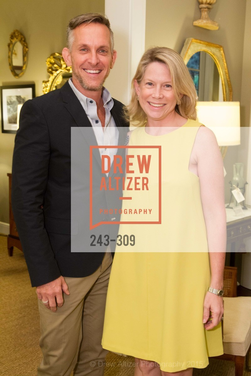 Jay Jeffers, Ariane Tremuschat, The San Francisco Fall Antiques Show Designer's Circle cocktail party hosted by epoca, Epoca, September 23rd, 2015,Drew Altizer, Drew Altizer Photography, full-service agency, private events, San Francisco photographer, photographer california