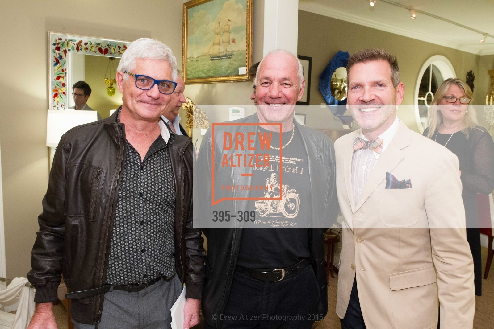 Daniel Giannini, Eric Petsinger, The San Francisco Fall Antiques Show Designer's Circle cocktail party hosted by epoca, Epoca, September 23rd, 2015,Drew Altizer, Drew Altizer Photography, full-service agency, private events, San Francisco photographer, photographer california