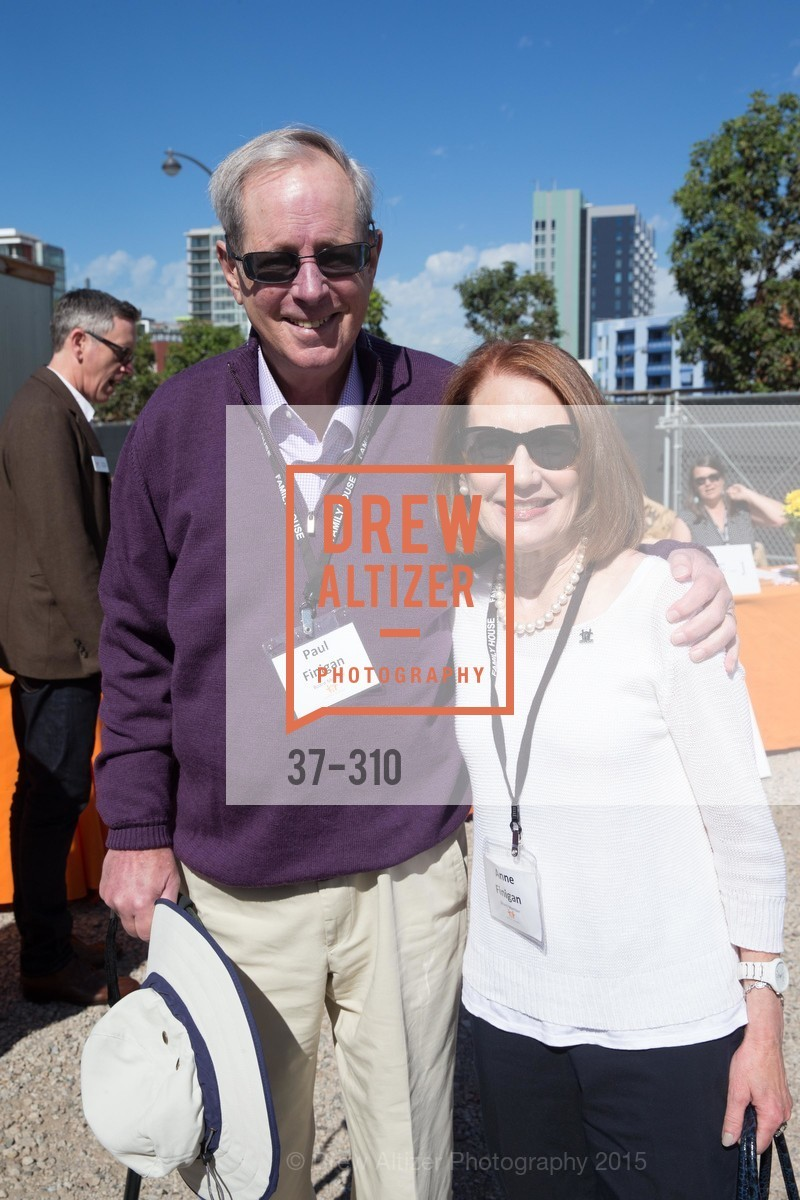Paul Finigan, Anne Finigan, Nancy and Stephen Grand Family House Topping Off Ceremony, Family House. 540 Mission Bay Blvd, September 24th, 2015,Drew Altizer, Drew Altizer Photography, full-service agency, private events, San Francisco photographer, photographer california