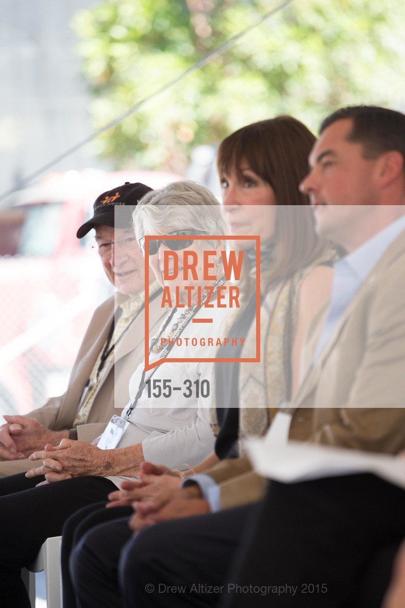 Art Ablin, Debbie Ablin, Nancy and Stephen Grand Family House Topping Off Ceremony, Family House. 540 Mission Bay Blvd, September 24th, 2015,Drew Altizer, Drew Altizer Photography, full-service agency, private events, San Francisco photographer, photographer california