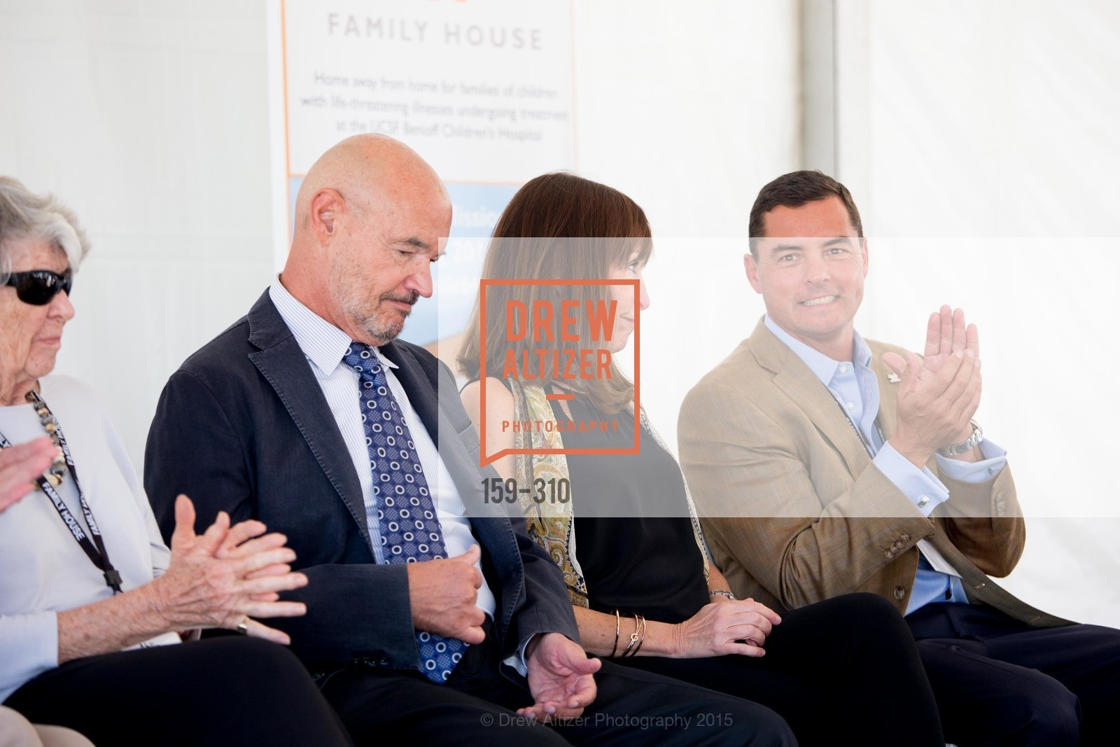 Debbie Ablin, Stephen Grand, Nancy Grand, Scott Miller, Nancy and Stephen Grand Family House Topping Off Ceremony, Family House. 540 Mission Bay Blvd, September 24th, 2015,Drew Altizer, Drew Altizer Photography, full-service event agency, private events, San Francisco photographer, photographer California