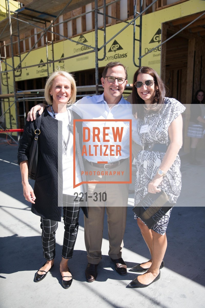 Gerry Sangiacomo, Pam Baer, Nancy and Stephen Grand Family House Topping Off Ceremony, Family House. 540 Mission Bay Blvd, September 24th, 2015,Drew Altizer, Drew Altizer Photography, full-service agency, private events, San Francisco photographer, photographer california