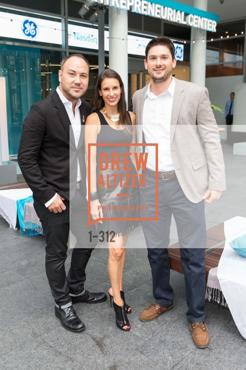 Alphonse Wiebelt, Patricia Dassios, CJ Hersh, Nasdaq 25th Anniversary, Foundry III. 505 Howard Street, September 24th, 2015,Drew Altizer, Drew Altizer Photography, full-service agency, private events, San Francisco photographer, photographer california
