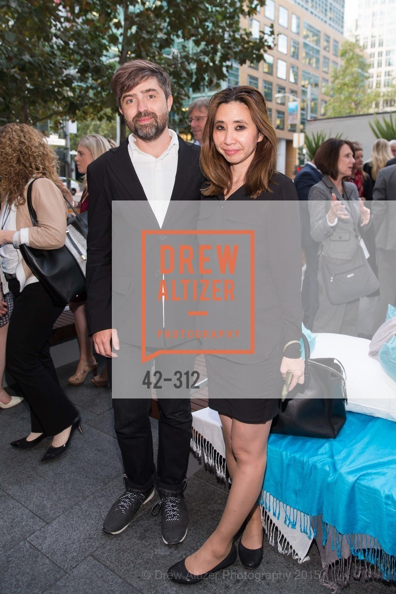 Roddy Schrock, Meeha Lee, Nasdaq 25th Anniversary, Foundry III. 505 Howard Street, September 24th, 2015,Drew Altizer, Drew Altizer Photography, full-service event agency, private events, San Francisco photographer, photographer California