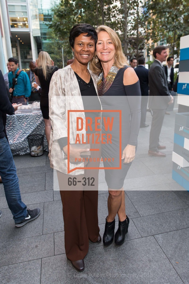 Yvonne Cagle, Elana Yonah, Nasdaq 25th Anniversary, Foundry III. 505 Howard Street, September 24th, 2015,Drew Altizer, Drew Altizer Photography, full-service agency, private events, San Francisco photographer, photographer california