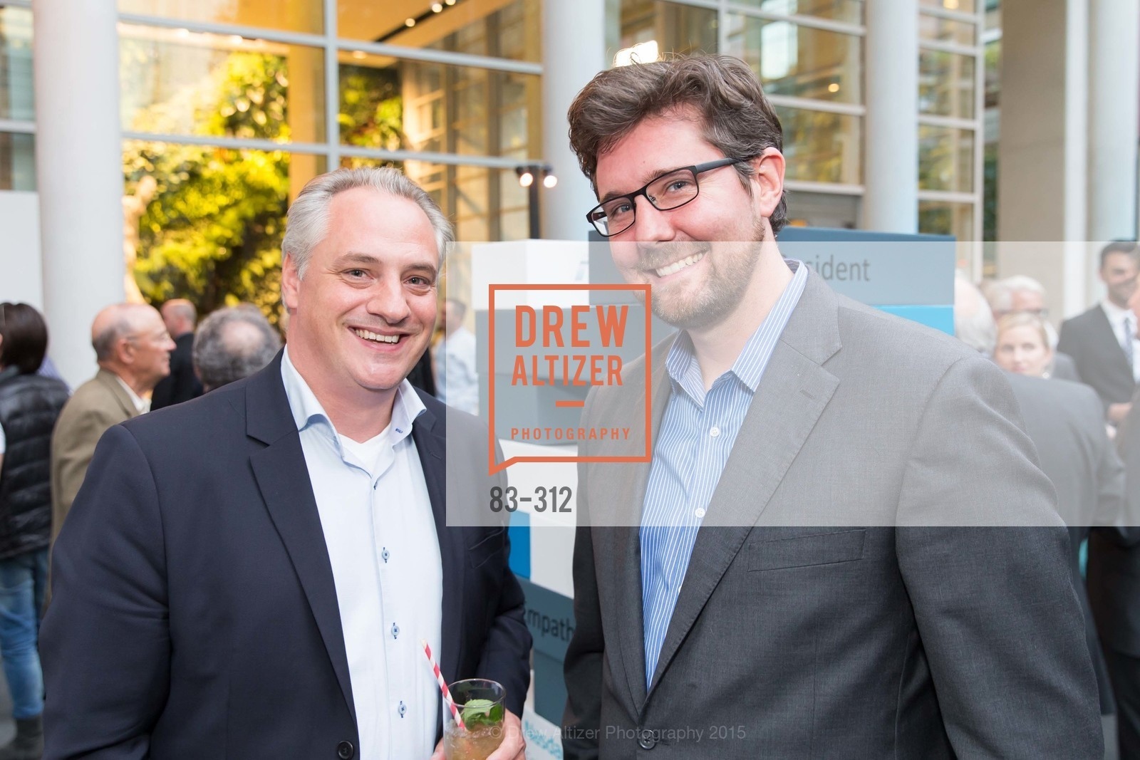 Julien Uhlig, Jeff Thomas, Nasdaq 25th Anniversary, Foundry III. 505 Howard Street, September 24th, 2015,Drew Altizer, Drew Altizer Photography, full-service agency, private events, San Francisco photographer, photographer california