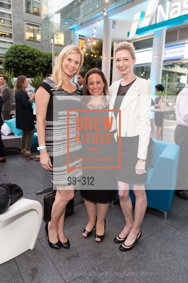 Crystal Sumner, Robyn Siers, Tia Sherringhan, Nasdaq 25th Anniversary, Foundry III. 505 Howard Street, September 24th, 2015,Drew Altizer, Drew Altizer Photography, full-service agency, private events, San Francisco photographer, photographer california