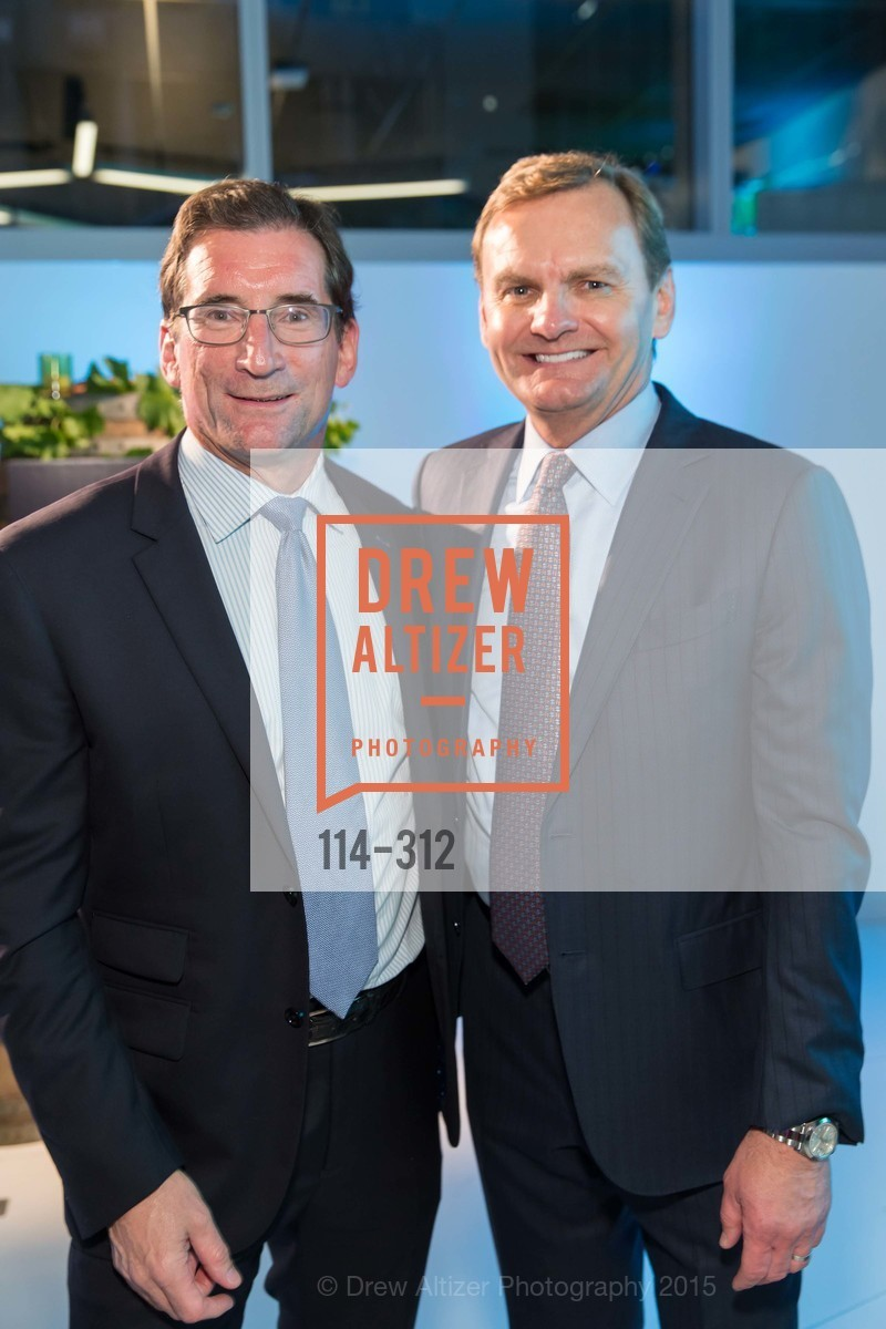 Robert Greifeld, Bruce Aust, Nasdaq 25th Anniversary, Foundry III. 505 Howard Street, September 24th, 2015,Drew Altizer, Drew Altizer Photography, full-service agency, private events, San Francisco photographer, photographer california
