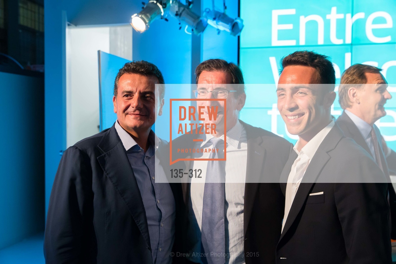 Rolan Workman, Robert Greifeld, Carter Laren, Nasdaq 25th Anniversary, Foundry III. 505 Howard Street, September 24th, 2015,Drew Altizer, Drew Altizer Photography, full-service agency, private events, San Francisco photographer, photographer california