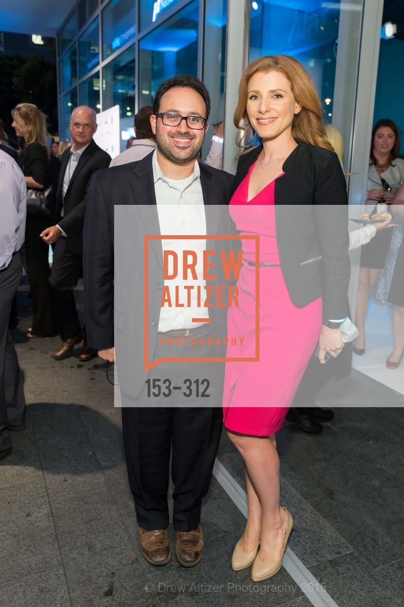 David Spiegel, Julia Borrstein, Nasdaq 25th Anniversary, Foundry III. 505 Howard Street, September 24th, 2015,Drew Altizer, Drew Altizer Photography, full-service event agency, private events, San Francisco photographer, photographer California