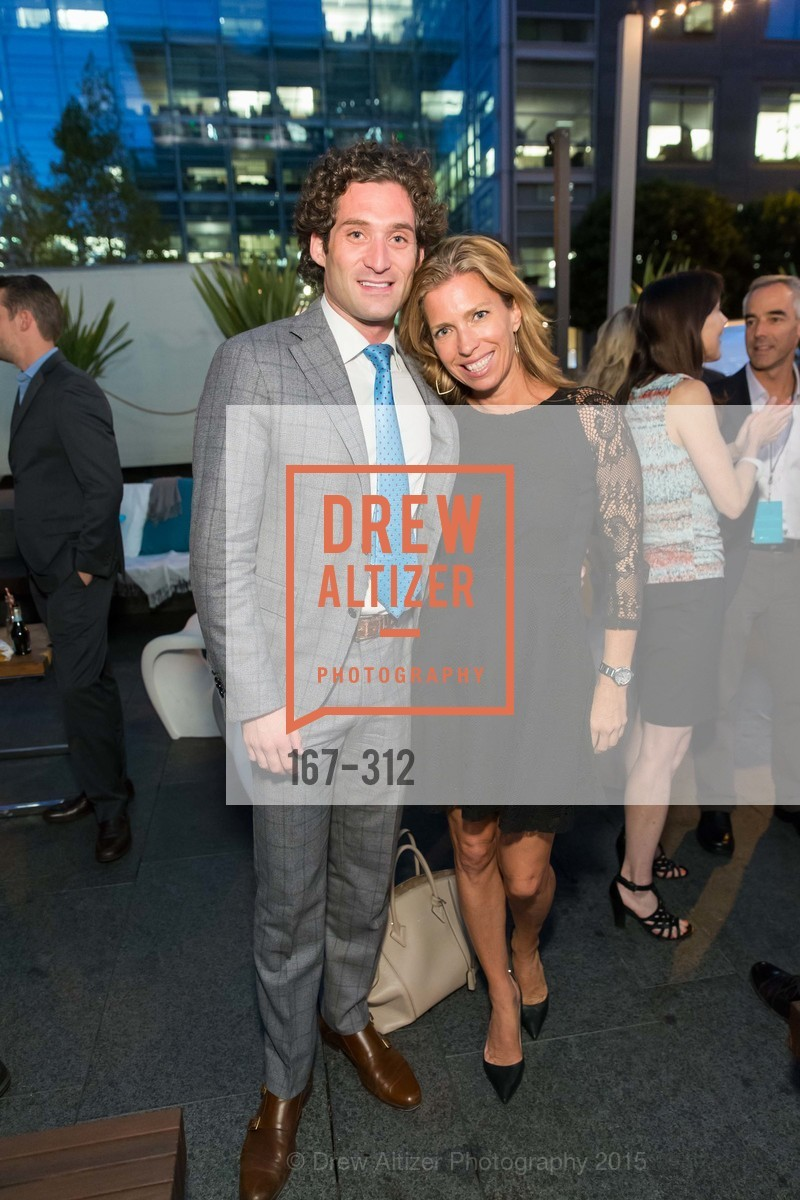 Justin Fichelson, Christine Aylward, Nasdaq 25th Anniversary, Foundry III. 505 Howard Street, September 24th, 2015,Drew Altizer, Drew Altizer Photography, full-service agency, private events, San Francisco photographer, photographer california