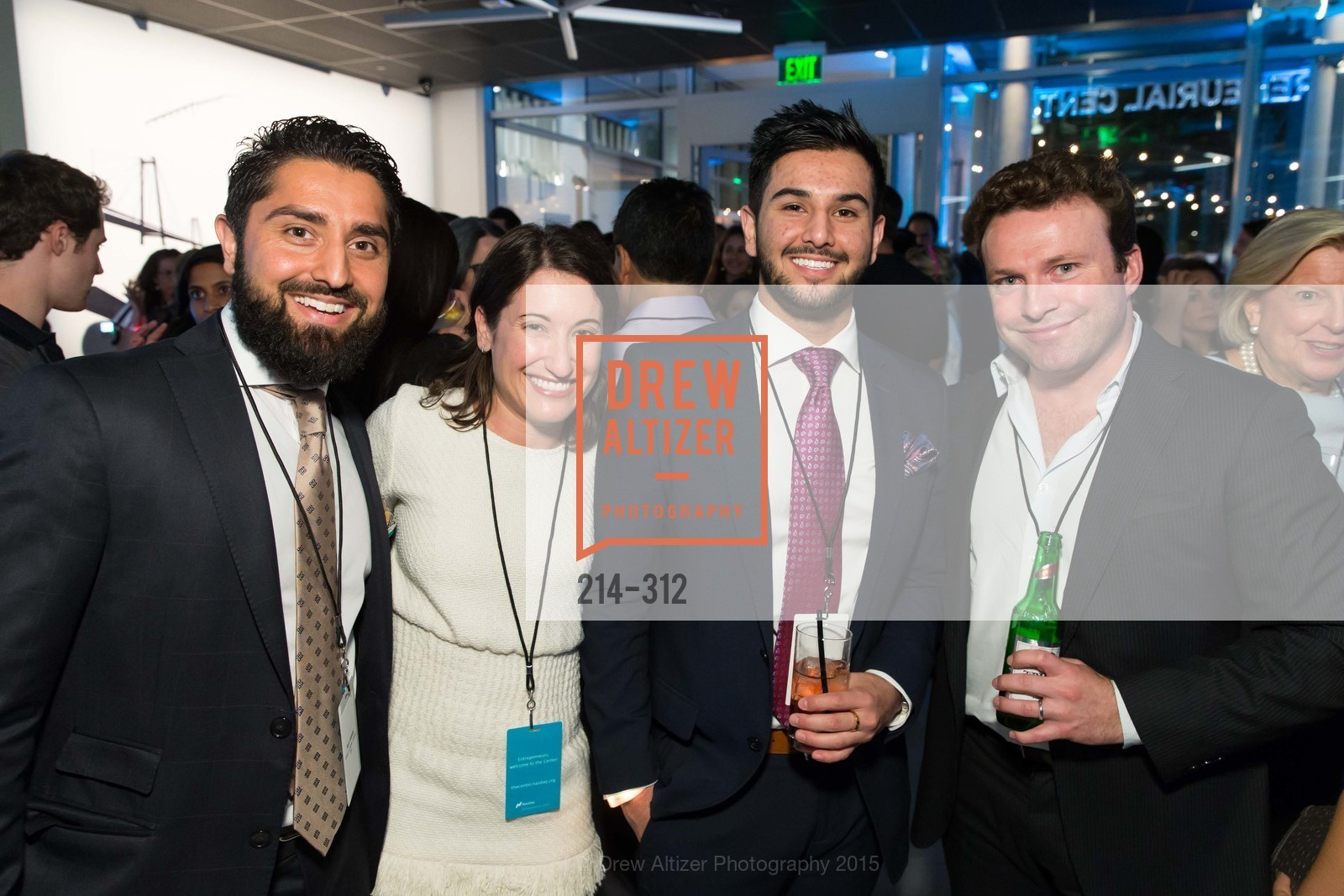 Roh Habibi, Obeid Habibi, Nasdaq 25th Anniversary, Foundry III. 505 Howard Street, September 24th, 2015,Drew Altizer, Drew Altizer Photography, full-service agency, private events, San Francisco photographer, photographer california