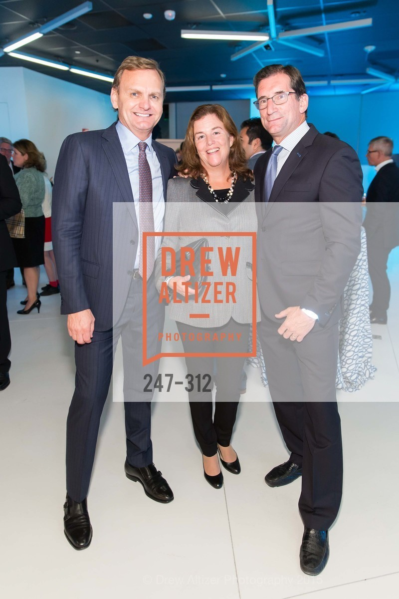 Bruce Aust, Julia Greifeld, Robert Greifeld, Nasdaq 25th Anniversary, Foundry III. 505 Howard Street, September 24th, 2015,Drew Altizer, Drew Altizer Photography, full-service agency, private events, San Francisco photographer, photographer california