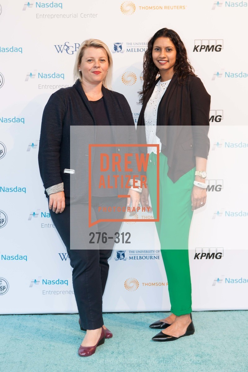 Heather Kernahan, Sahana Jayaraman, Nasdaq 25th Anniversary, Foundry III. 505 Howard Street, September 24th, 2015,Drew Altizer, Drew Altizer Photography, full-service event agency, private events, San Francisco photographer, photographer California