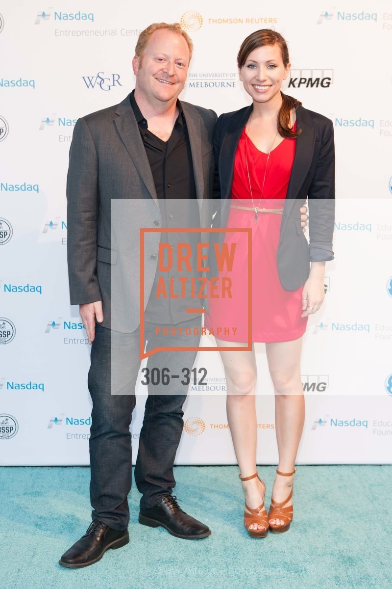 Brett Murray, Elana Gurney, Nasdaq 25th Anniversary, Foundry III. 505 Howard Street, September 24th, 2015,Drew Altizer, Drew Altizer Photography, full-service event agency, private events, San Francisco photographer, photographer California