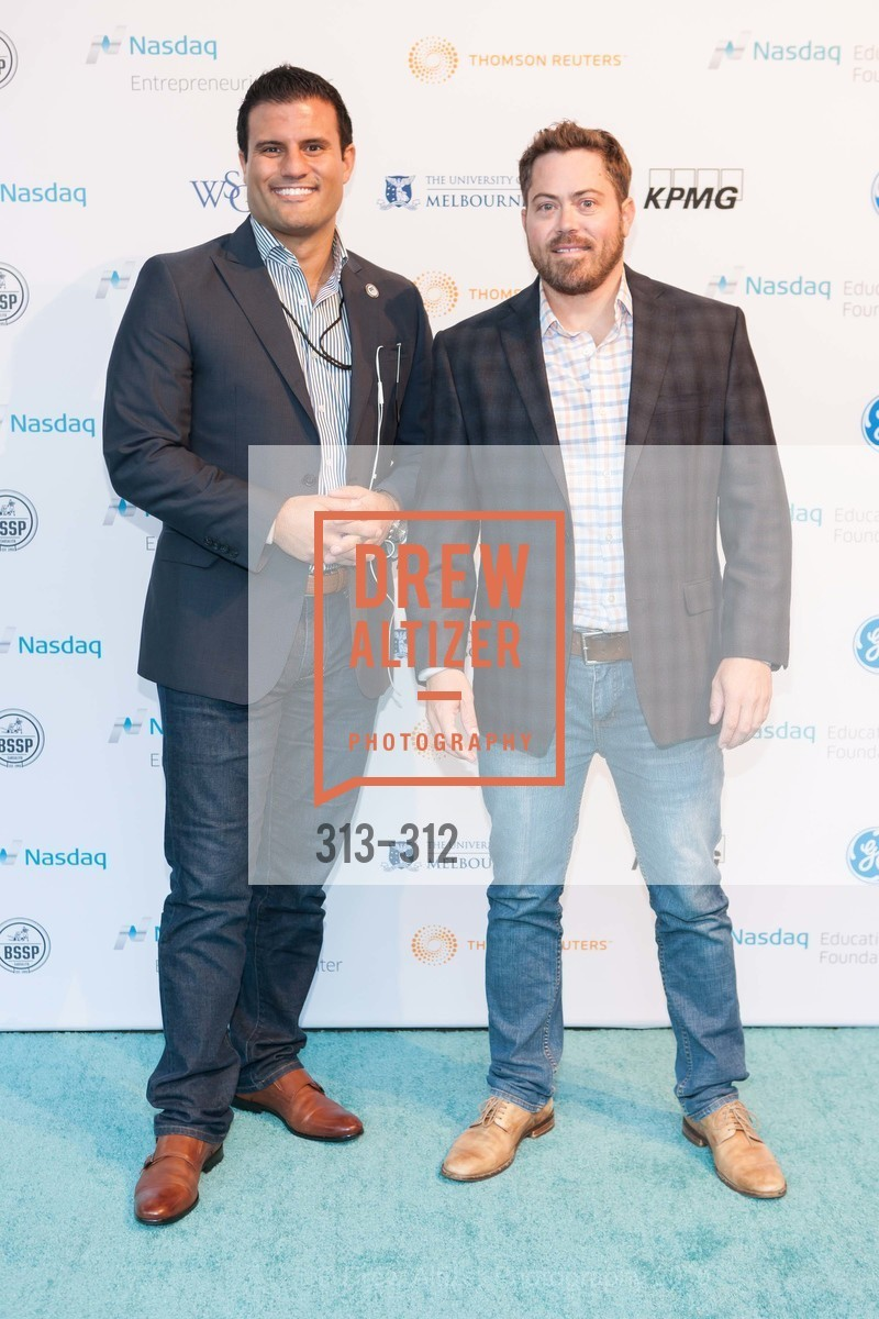 Joe Musselman, Alex Howland, Nasdaq 25th Anniversary, Foundry III. 505 Howard Street, September 24th, 2015,Drew Altizer, Drew Altizer Photography, full-service agency, private events, San Francisco photographer, photographer california