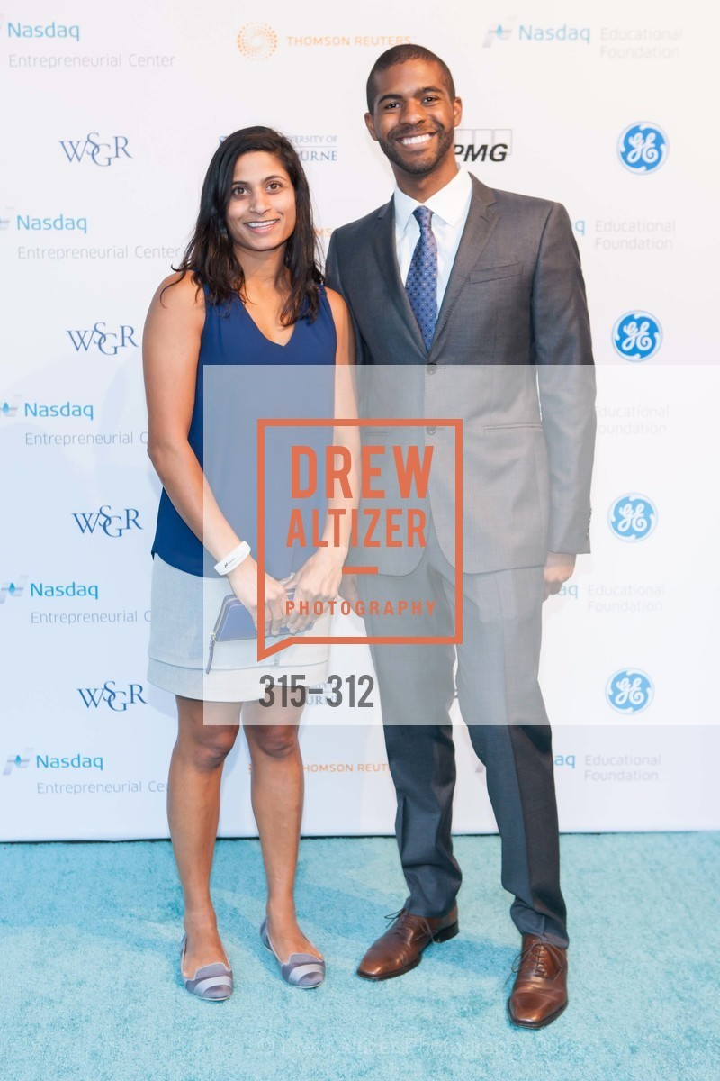 Aparna Reddy, Taylor Coles, Nasdaq 25th Anniversary, Foundry III. 505 Howard Street, September 24th, 2015,Drew Altizer, Drew Altizer Photography, full-service agency, private events, San Francisco photographer, photographer california