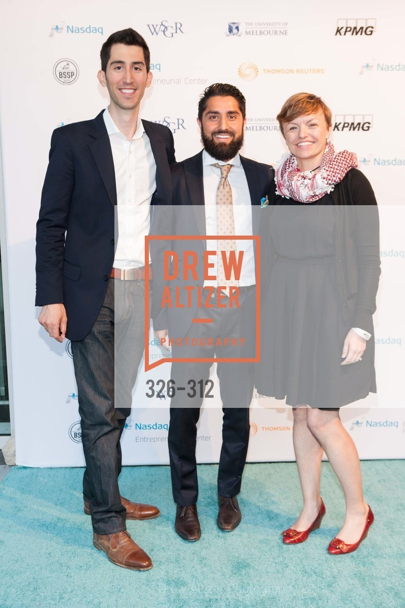 Dylan Aponte, Roh Habibi, Melissa Boatwright, Nasdaq 25th Anniversary, Foundry III. 505 Howard Street, September 24th, 2015,Drew Altizer, Drew Altizer Photography, full-service agency, private events, San Francisco photographer, photographer california