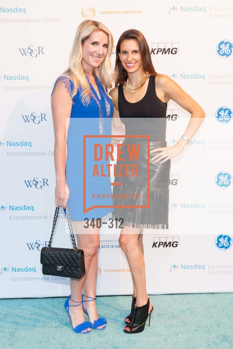 Samantha Hartwell, Patricia Dassios, Nasdaq 25th Anniversary, Foundry III. 505 Howard Street, September 24th, 2015,Drew Altizer, Drew Altizer Photography, full-service agency, private events, San Francisco photographer, photographer california