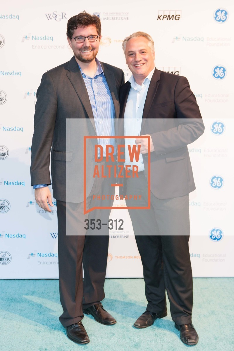 Jeff Thomas, Julien Uhlig, Nasdaq 25th Anniversary, Foundry III. 505 Howard Street, September 24th, 2015,Drew Altizer, Drew Altizer Photography, full-service agency, private events, San Francisco photographer, photographer california