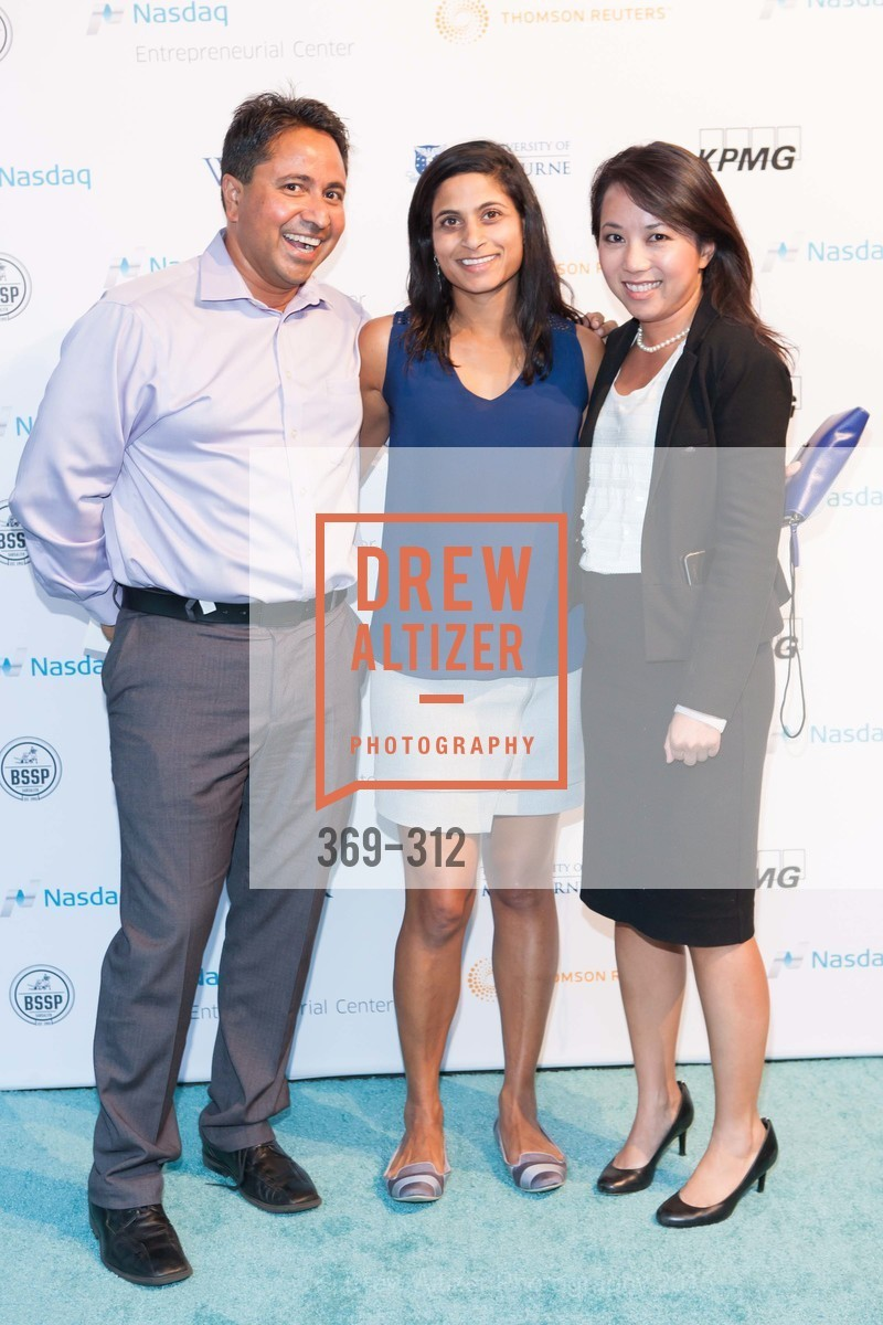 Shawn Wani, Aparna Reddy, Cindy Rodriguez, Nasdaq 25th Anniversary, Foundry III. 505 Howard Street, September 24th, 2015,Drew Altizer, Drew Altizer Photography, full-service agency, private events, San Francisco photographer, photographer california